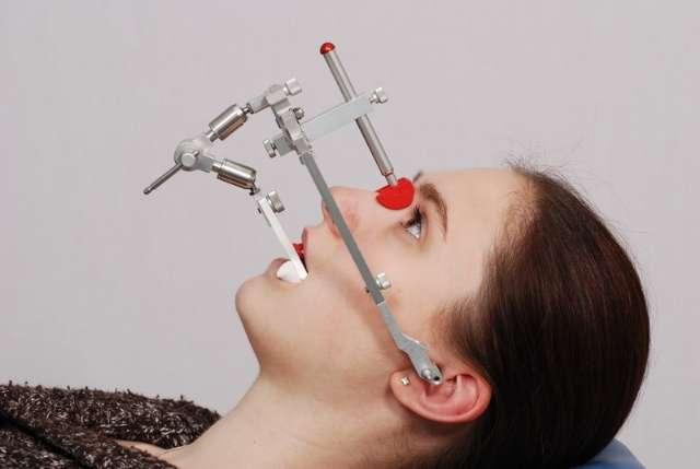 Определение окклюзии в артикуляторе для ортодонтов